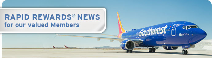 Southwest Changes