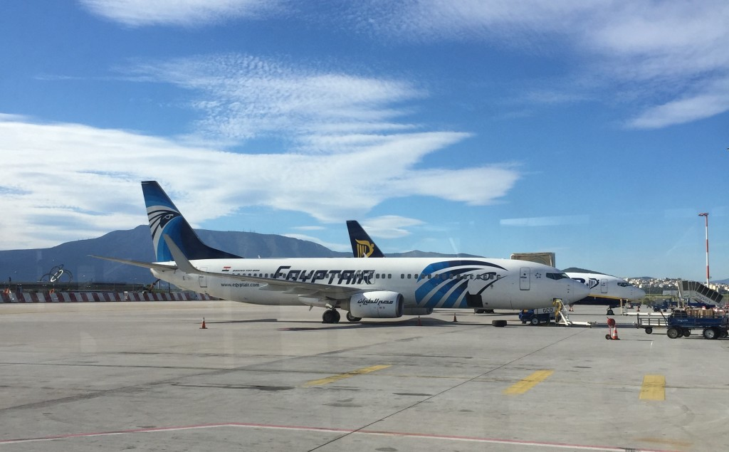 EgyptAir business