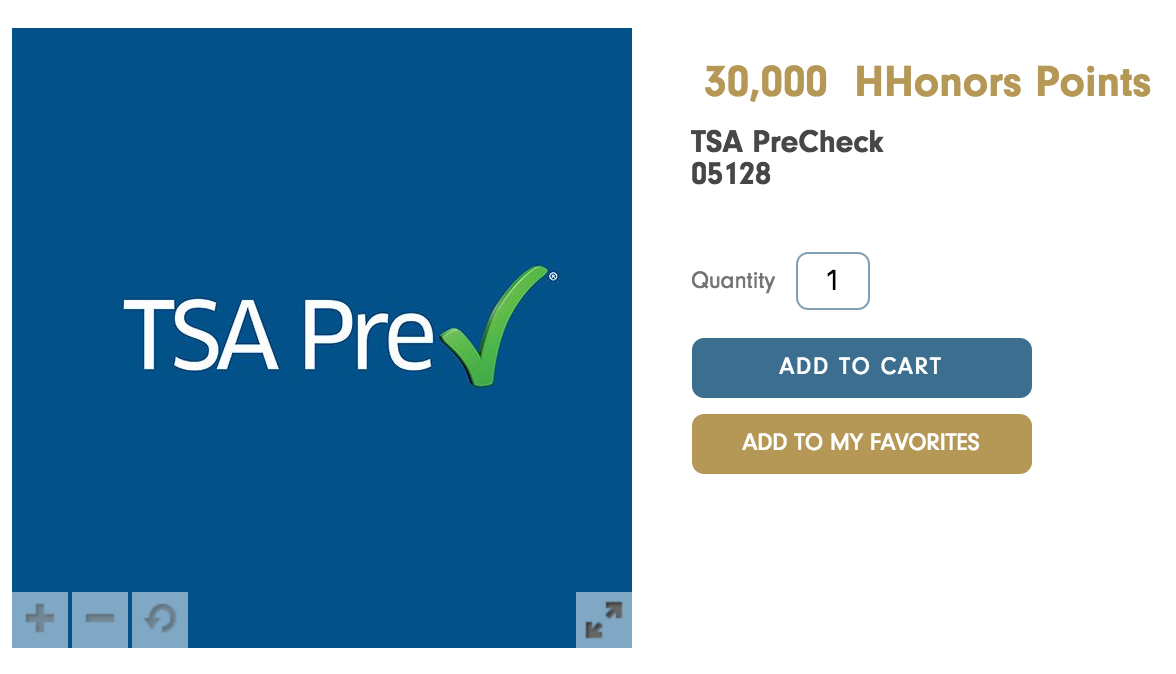 Another Way To Waste Points On Tsa Precheck Running With