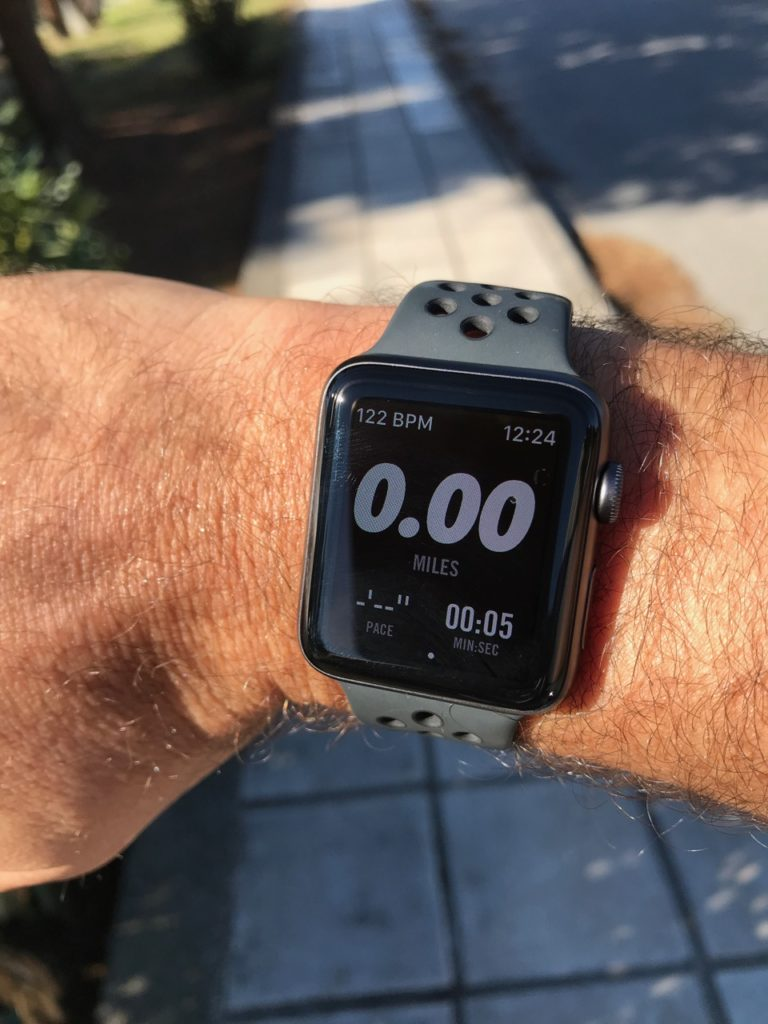 apple watch vs garmin vivoactive