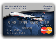 US Airways card