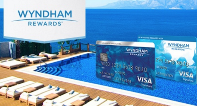 best offer for the Wyndham credit card