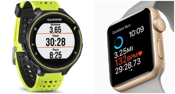 Garmin Apple Watch Series 2