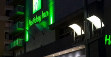 $2,000 a night Holiday Inn