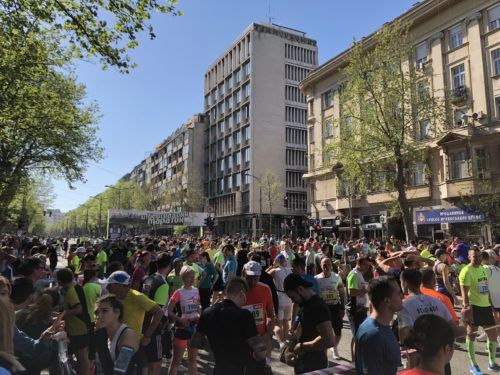 Belgrade Marathon Review