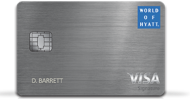 new world of hyatt credit card