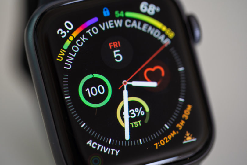 apple watch series 4 garmin