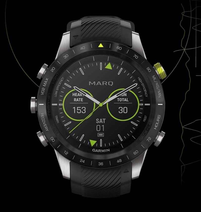 new Garmin Marq watches