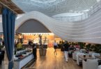 New Turkish Airlines business lounge